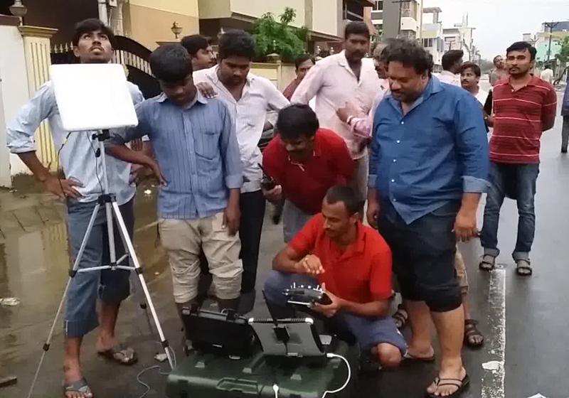 Chennai Floods Rescue Operation – Team Dhaksha