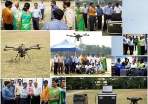 BEL Team Visited | Tethered Drone | Team Dhaksha