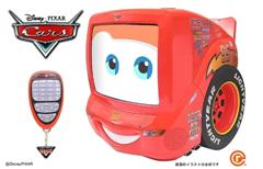 Cars, the DVD player