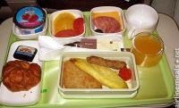 Food on EVA Air