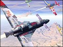 Rocket Racing League