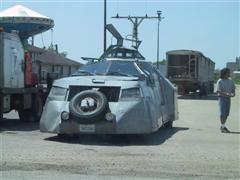 Mad Max is tornado proof?