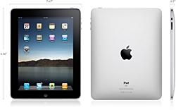 Apple iPad - Photo from Apple