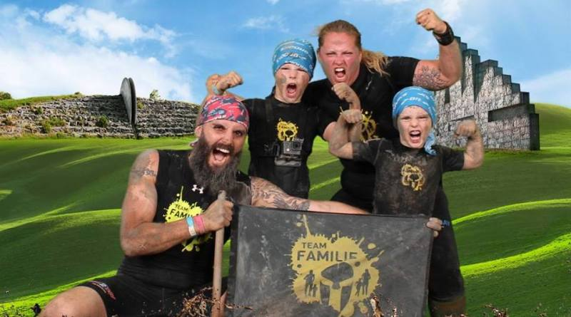 27 mei Family Obstacle Run Amsterdam