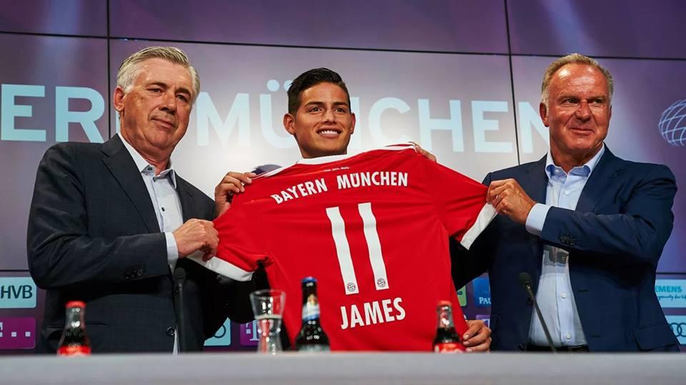 A Bayernnek pénzügyileg is megéri leigazolni James Rodríguezt