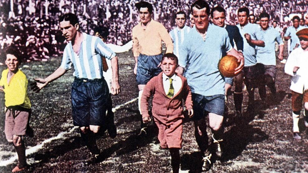 Miért Uruguay rendezte az első VB-t?