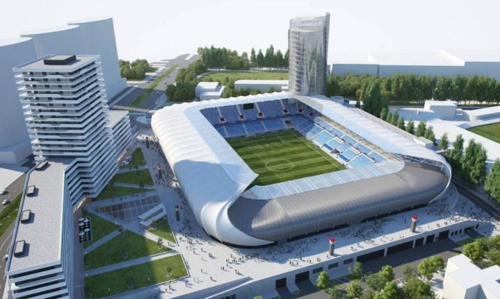 New National Stadium