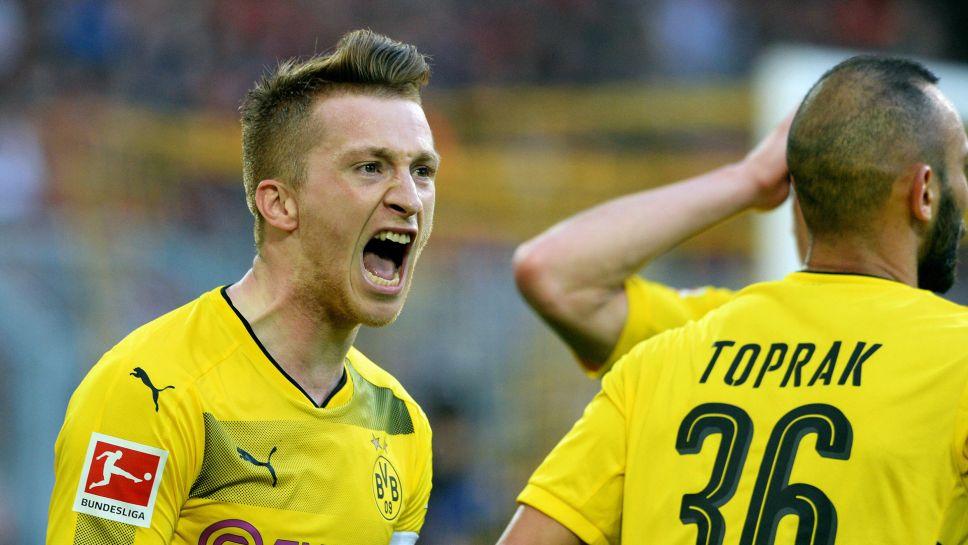 Öt érv Marco Reus VB-szereplése mellett