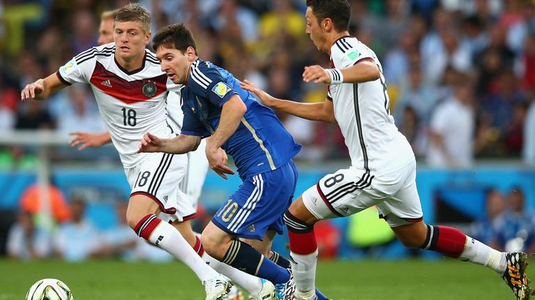 Messi szerint irigylésre méltó a németek munkája