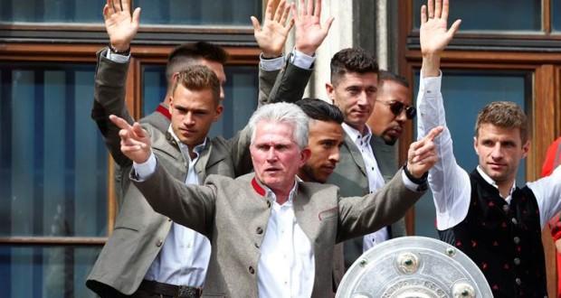 Milyen szezont futott a Bayern München?