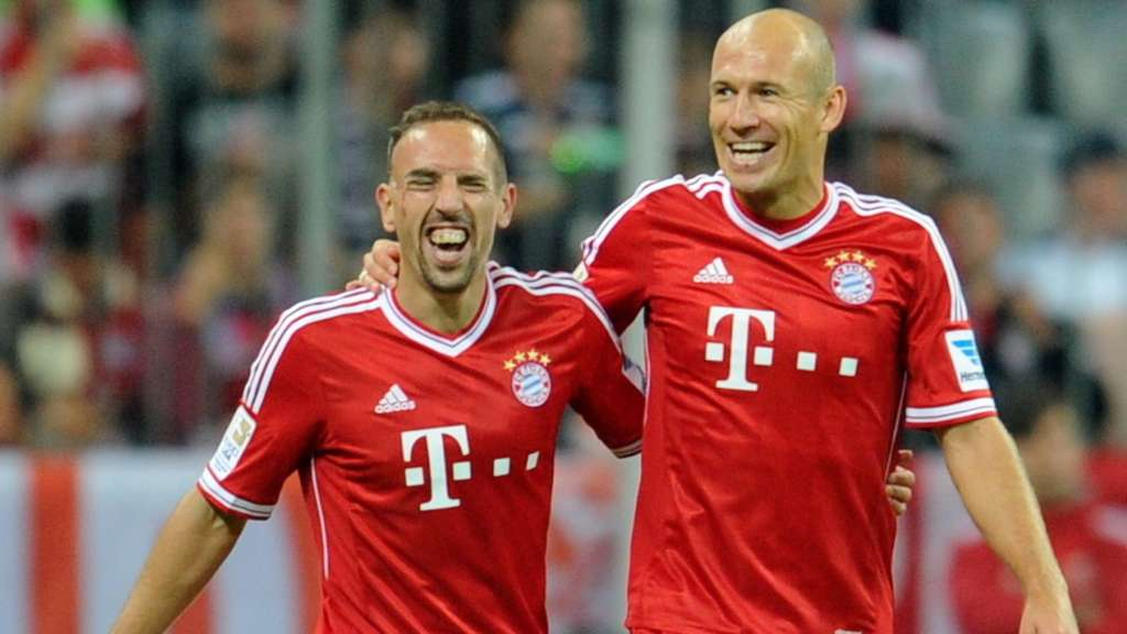 Ribéry & Robben: A kulcspillanatok