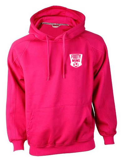 footy mums hoodies