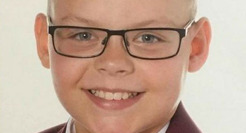James Cook, 12, died after collapsing while playing football with friends (Photo: Chronicle Live)