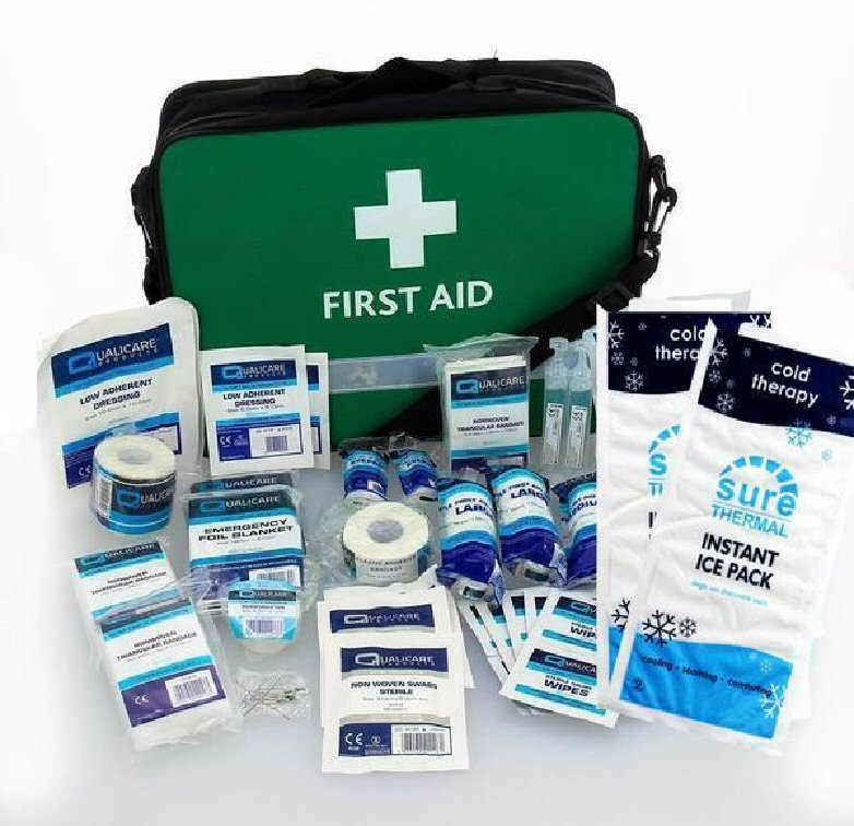 First Aid Archives - Team Grassroots