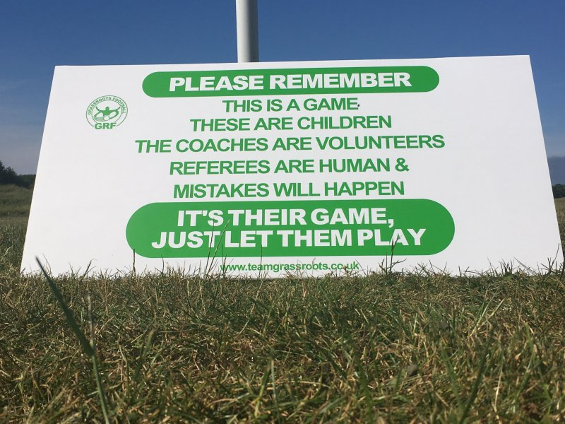 Grassroots Respect Board
