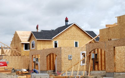 What team members should you assemble when you want to buy new construction in Penticton?