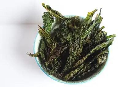Cavolo Nero aka Italian Kale Chips Recipe