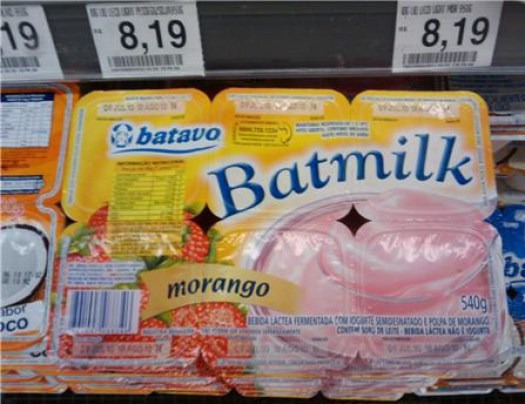 Bat Milk ~ 25 of the Worst Bad Product Names