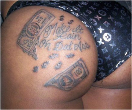 worst tramp stamps tattoos on butt ass ghetto humoreworst tattoos ever, bad tattoos, awesome tattoos, best tattoos, great tattoos, body art, ugly, funny tattoos, tattoos on ass butt, ugliest, crazy tattoo remorse, tattoo removal, bad ink, nuts, horrible, awkward family