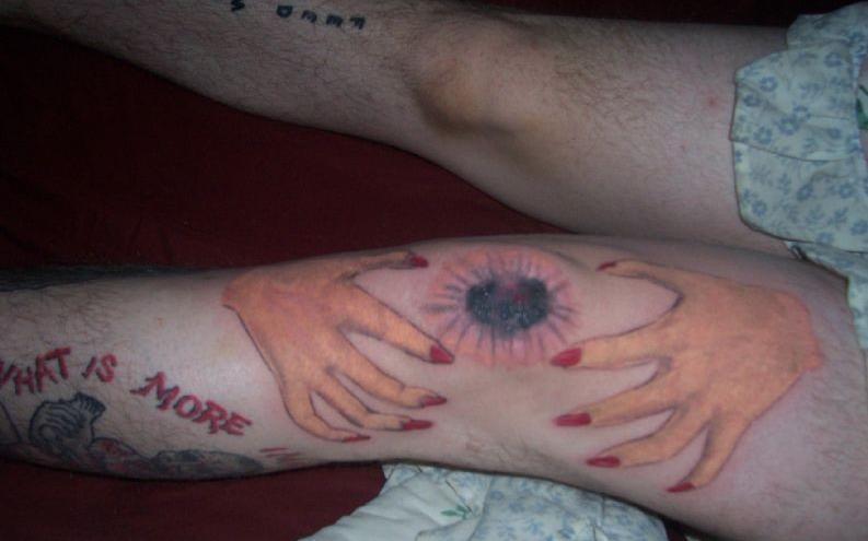 478ed5dc7 tattoos on knees worst tattoos ever, bad tattoos, awesome tattoos, best  tattoos,