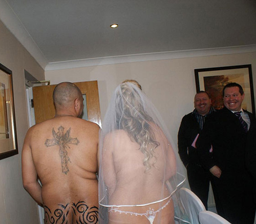 Funny Wedding Pictures 15 More Nuptial Photo Fails  Team -4763