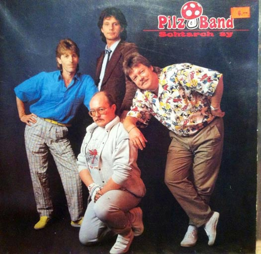 Pils Band – Worst Album Covers Bad LPs