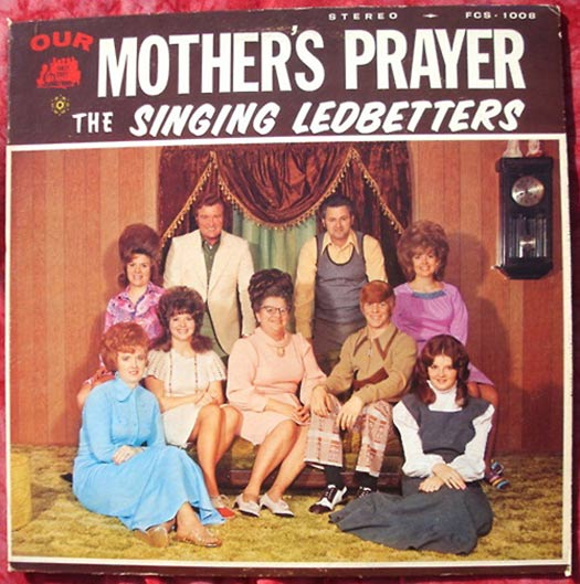 The Singing Ledbetters – Worst Album Covers Bad LPs