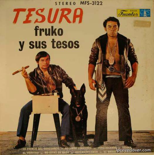 Tesura – Worst Album Covers Bad LPs