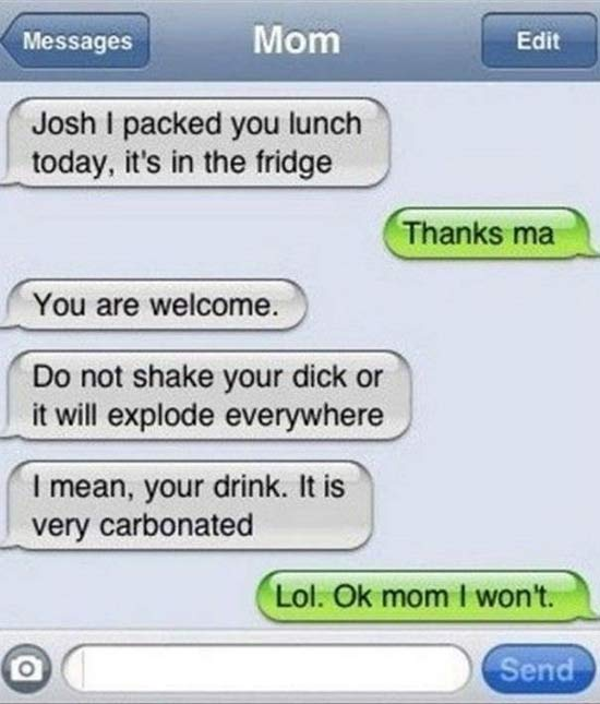29 Funny Texts from Mom & Dad