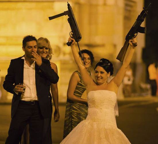 Meanwhile in Russia ~ 14 Funny Wedding Picturess