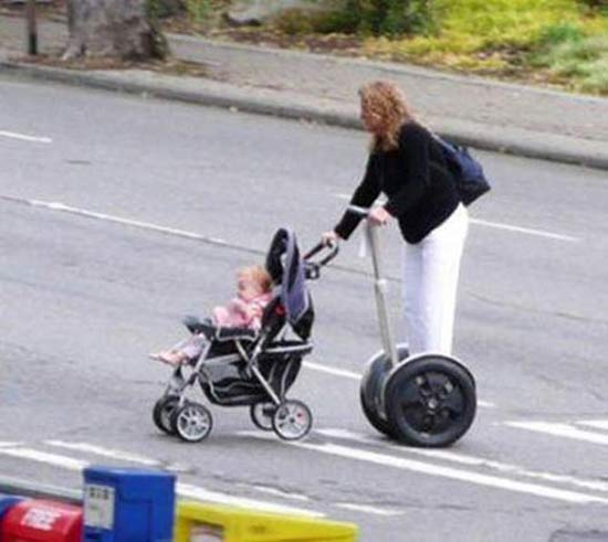 Segue Safety ~ 27 More of the Worst Parents Ever!
