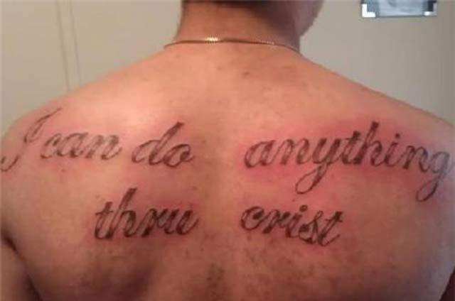 The Worst Get Worser 16 More Bad Tattoos Team Jimmy Joe
