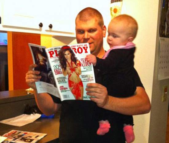 Playboy Baby ~ 27 More of the Worst Parents Ever!