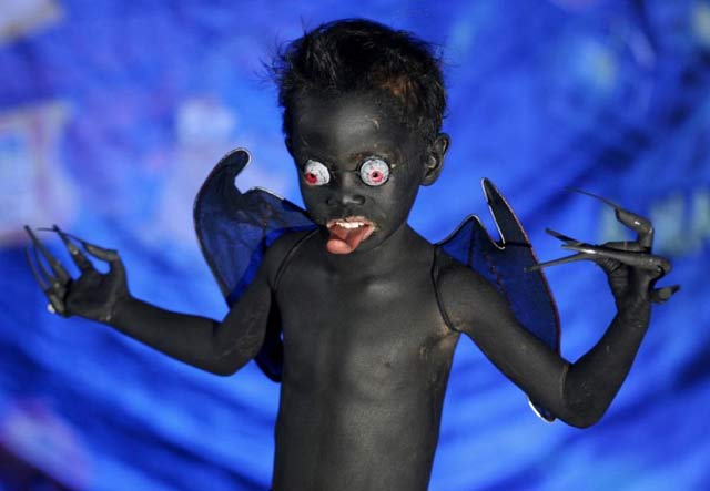 ~ 30 of the Best Kids Halloween Costumes