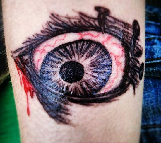 The Eyes Have it ~ 15 of the Worst Tattoos