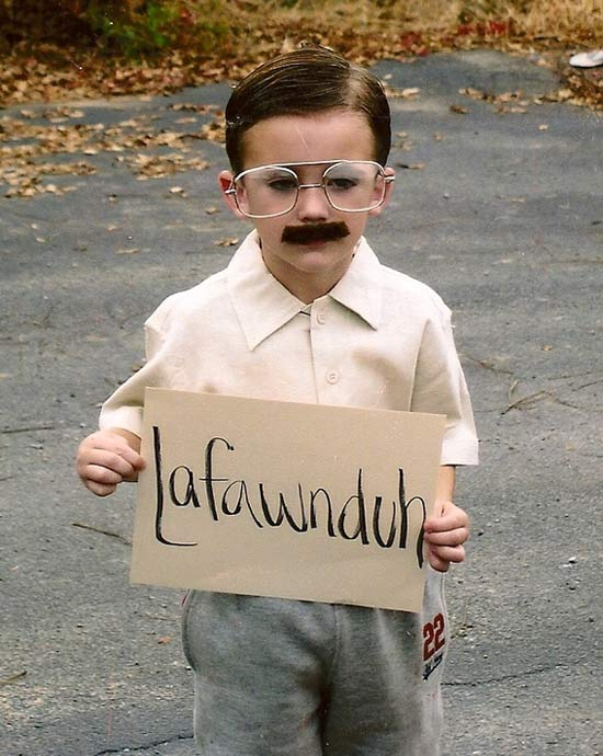 Kip, Napolean Dynamite ~ 30 Great Halloween Costumes for Kids