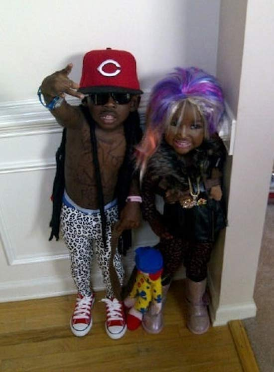 Lil Wayne ~ 30 Great Halloween Costumes for Kids