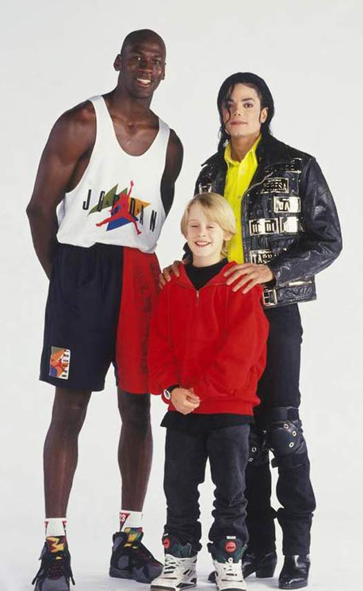 Michael, Michael and Macaulay ~ 16 Funny Pics and Memes