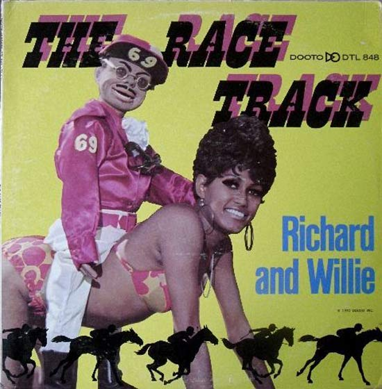 Richard & Wille ~ 20 of the Worst Bad Covers