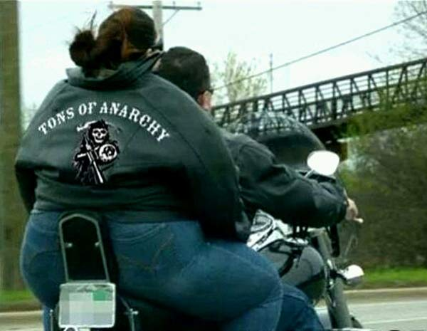Tons of Anarchy ~ 15 Funny Family Pics