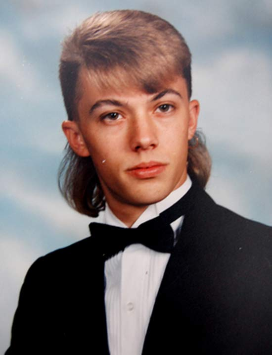 Classic Yearbook ~ 35 of the Best, Mullets