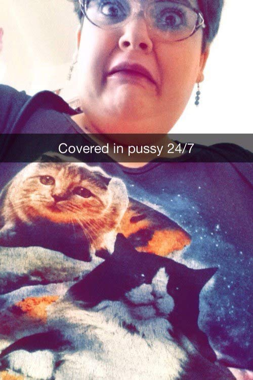 ~ 30 Funny Snapchats You Wish You Had Sent ~
