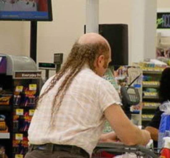 Redneck Haircut