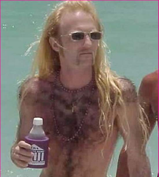 Redneck Beach ~ 35 of the Best, Classic Mullets