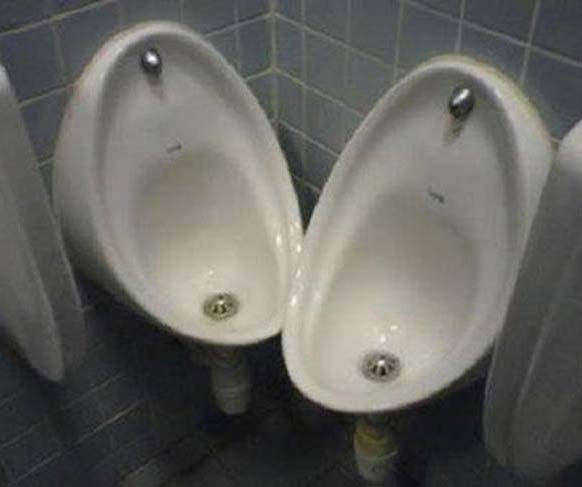 Urinals ~ 27 You Had One Job Fails