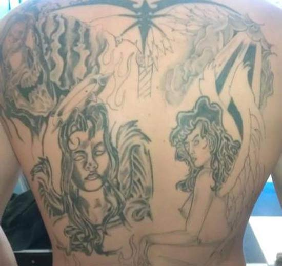 ~ 15 of the Worst Bad Tattoos