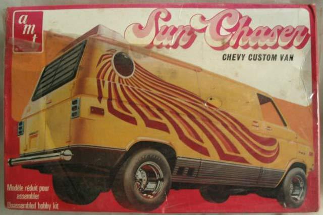 1970s Custom Van ~ Sun Chaser Model