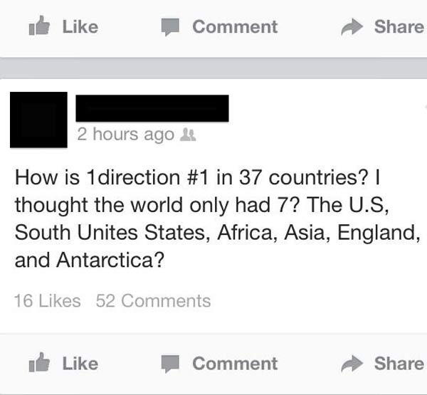 35 People Too Stupid for Facebook