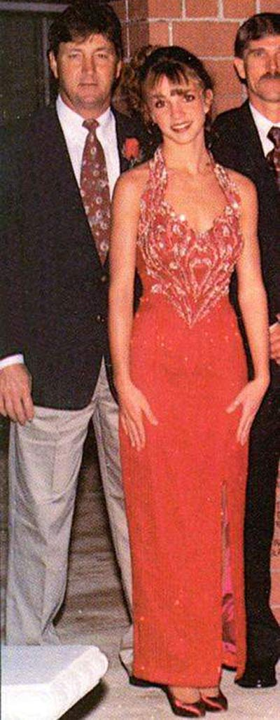 40 celebrity prom pictures ~ Britney Spears