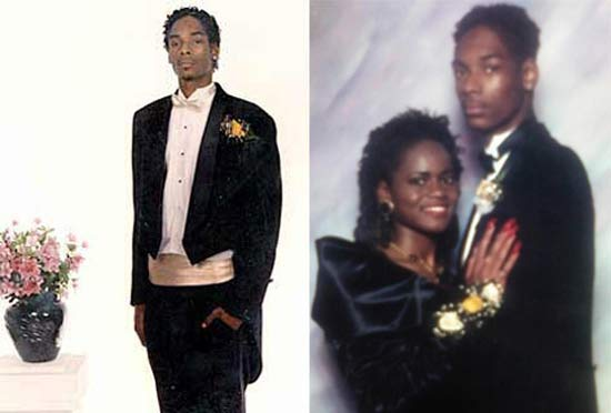 40 celebrity prom pictures ~ Snoop Dogg